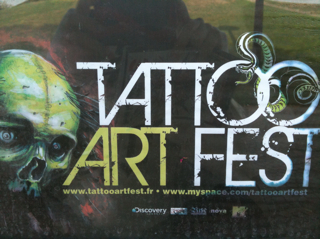 Tattoo ArtFest