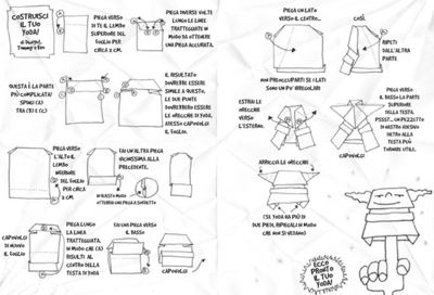 Yoda-origami