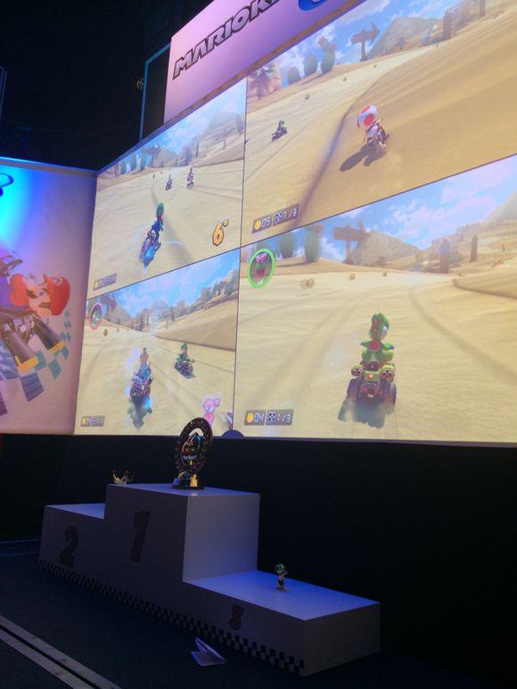 Soirée Mario Kart