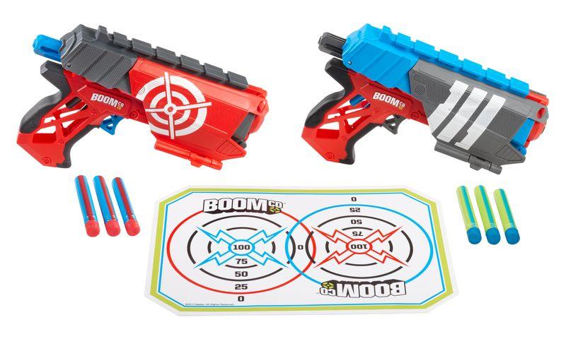 Boomco Mattel - pack Dual Defender