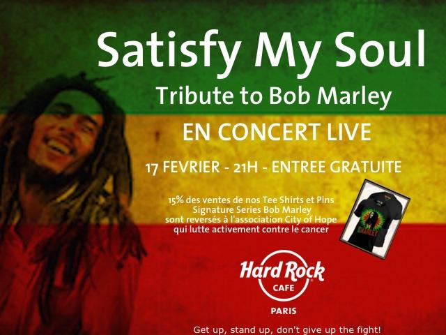 Affiche Concert HRC