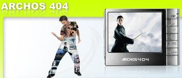 Archos404